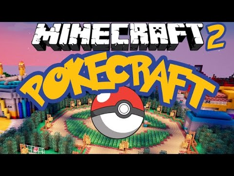 Zoofilia Pokemon | Pokecraft 2 = Minecraft + Pokemon / Johto
