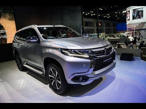 Xe.tinhte.vn | Trên tay Mitsubishi Pajero Sport 2016 tại BMS 2016