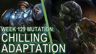 Starcraft II Co-Op Mutation #129: Chilling Adaptation