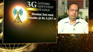 Overall result of auction is good_ TRAI chief