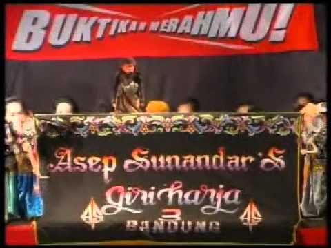 Wayang Golek - Cepot Dakwah - 01 05 video