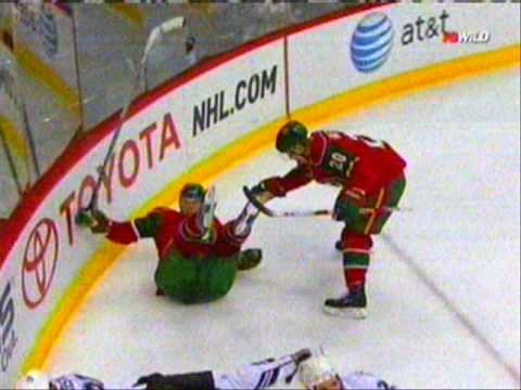 Mikko Koivu scores an amazing goal on Mike Smith. I do not own this video. By posting this video, I by no means claim rights to this video. This video is own...