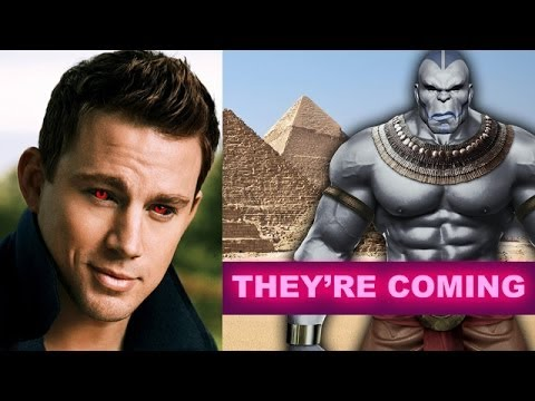 X-Men Apocalypse 2016 with Cyclops, Gambit, Jean Grey, Storm - Beyond The Trailer