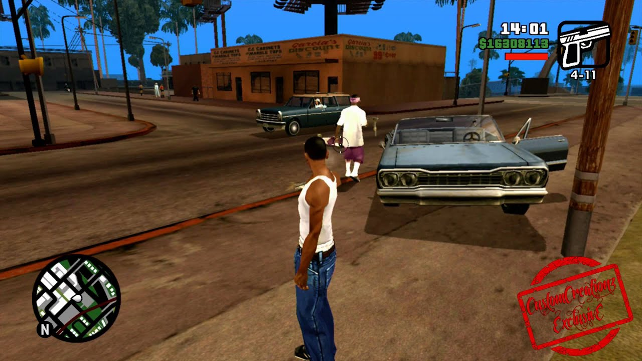 Nude mod for san andreas ps2 xxx pictures