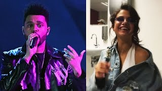 Selena Gomez & The Weeknd Have ROMANTIC Date In Paris With Bella Hadid Nearby