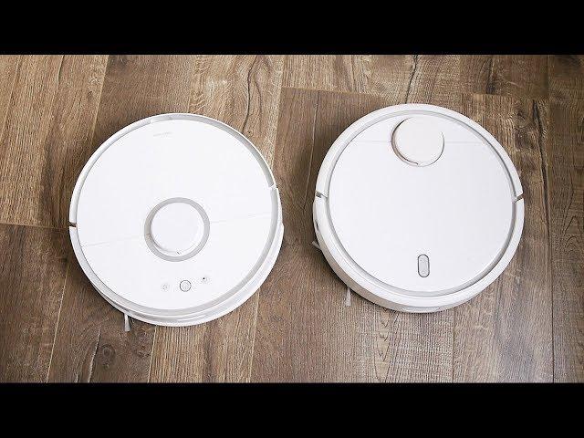 Обзор робота-пылесоса Xiaomi Roborock S5 и сравнение с Xiaomi Mi Robot Vacuum