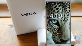 Vega Iron Unboxing  베가 아이언 개봉기