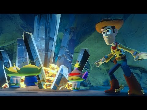 Disney Infinity - Toy Story In Space - Part 5 video