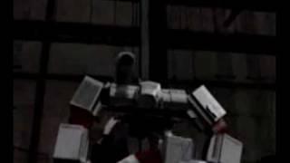 G1 Transformers Optimus Prime vs Megatron - Movie Trailer