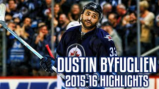Dustin Byfuglien | 2015-16 Highlights