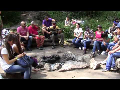 ԼԱՍՏԻՎԵՐ ,  Пещеры и водопады Ластивера Армения  , Waterfalls Of Lastiver Armenia