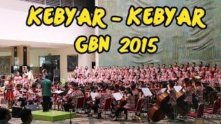 Download Lagu GITA BAHANA NUSANTARA (GBN) 2015 - Kebyar Kebyar (Cipt. Gombloh) | by MAM EO Gratis STAFABAND