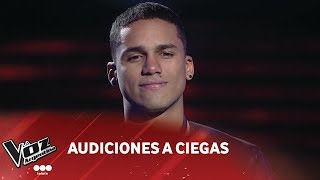 "Irvin Díaz - ""When I was your man"" - Bruno Mars - Audiciones a ciegas - La Voz Argentina 2018"