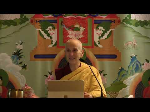 70 The Course in Buddhist Reasoning and Debate: Agent, Action & Object 01-24-19