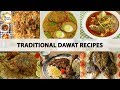 Traditional Dawat Recipes by Food Fusion