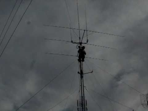 antena radioaficionado ea7ixh