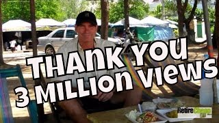 Thank You for 3 Million YouTube Views!