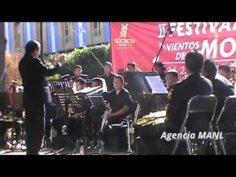 Concierto Sinfónico en Texcoco Parte 1