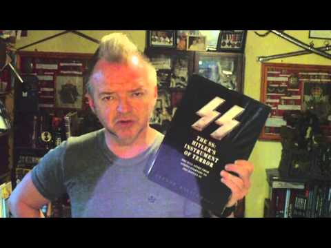 BOOK REVIEW.THE SS.HITLERS INSTRUMENT OF TERROR