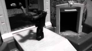 Battle of the universal monsters minimates part 1 stop motion movie w