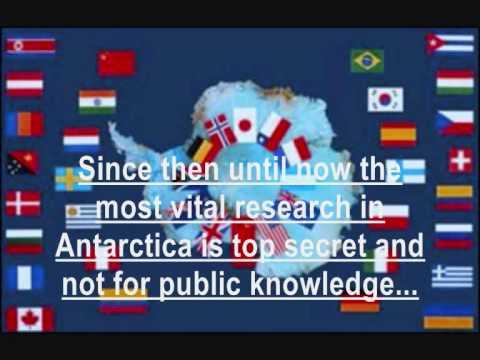 Part 3. The Untold UFO War in Antarctica