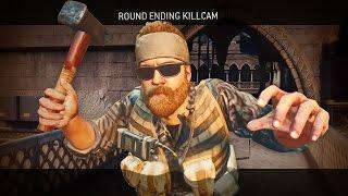Modern Warfare Remastered Funny Moments - Beer Bottle, Christmas Noobs, Funny Killcams