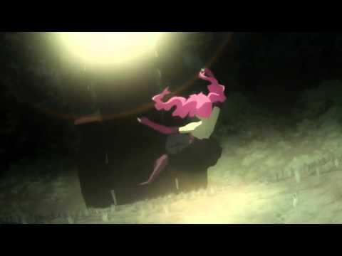 Muerte De Megumi Shimizu (anime: Shiki) video
