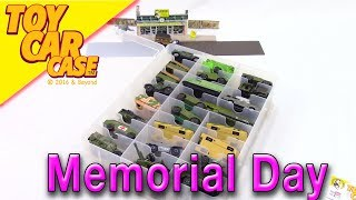 Toy Car Case of Armor for Memorial Day Weekend 2018