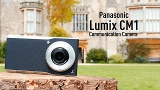 Panasonic Lumix CM1 Communication Camera