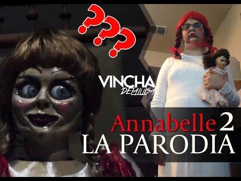 Annabelle 2: LA PARODIA