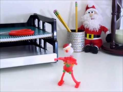 Noggin Bops Video Wind up Noggin Bop Santa