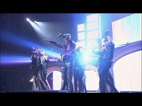 Big Bang - GD & T O P - High High [Alive Galaxy Tour 2012]