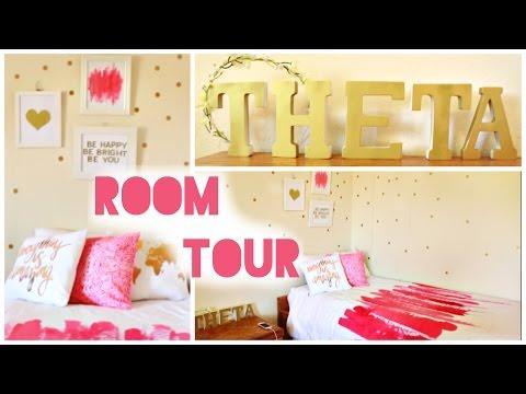 ROOM TOUR: College Apartment!