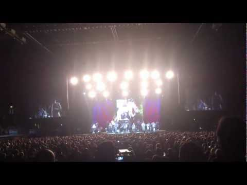 Good Vibrations Beach Boys Wembley 2012