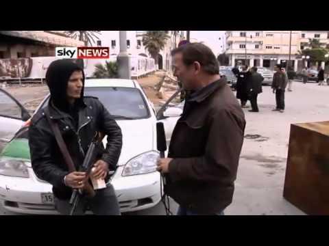 Libya: On The Streets Of Benghazi