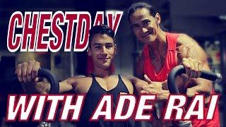 download lagu Chestday With Ade Rai / Latihan Dada Di Gym gratis