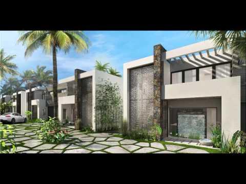 Les Villas Intemporelles-Villa Neuve-A Vendre-RES-Pereybere-Maurice - Youtube Video