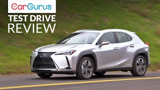 2019 Lexus UX Hybrid | CarGurus Test Drive Review
