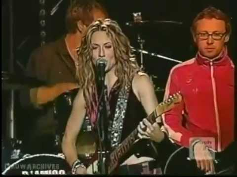 Sheryl Crow - Live in Montreal - 2002-06-02 (Full Concert, 9 songs)