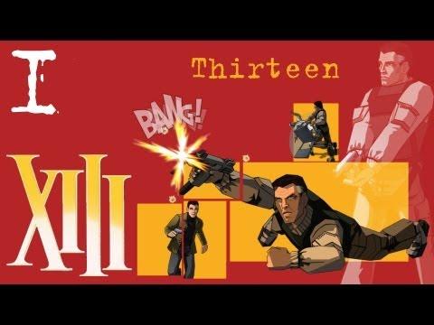 Прохождение XIII: Тринадцатый (Xlll: Thirteen) [HD] - Часть 1 (Я ничего не помню...)
