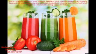resep jus pelangsing badandiabetic diet herbal1