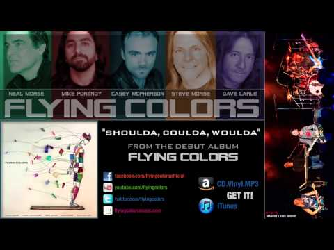 Flying Colors - Shoulda Coulda Woulda