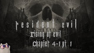 Resident Evil 4 Rising of Evil (PC) | Chapter 4-1 pt. 1