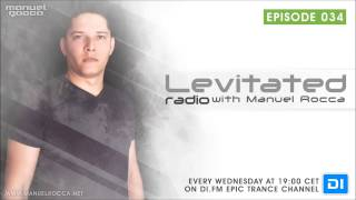 Levitated Radio 034 With Manuel Rocca