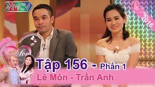 """Chết cười với anh chồng đeo nhẫn cưới là bị """"đau tim""""   Lê Môn - Trần Anh   VCS 156"""