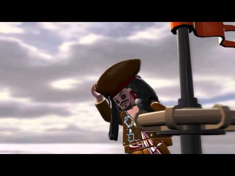 [360-PS3-WII-DS] LEGO Disney Pirati dei Caraibi: il videogioco – Teaser trailer italiano (HD)