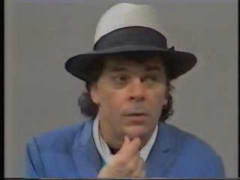Ian Dury Speaks About Spasticus Autisticus (inc. The Bus Drivers Prayer)