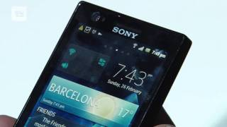 Sony Xperia U review_ Hands on preview with smaller Xperia S and Xperia P