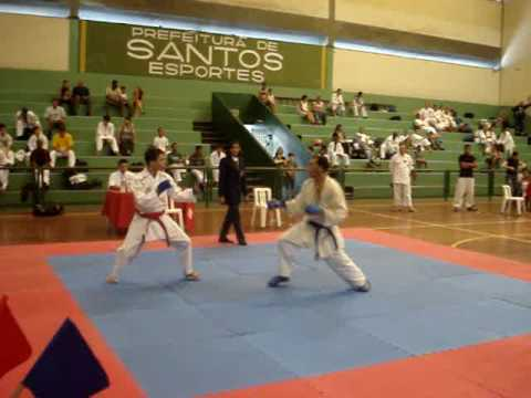 Kumite 6º Torneio Osvaldo Justus Karate Shorin Ryu Image 1