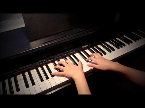 No Say Ben - Xin Loi Anh - Piano Cover video